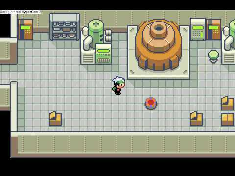 pokemon sapphire walkthrough - 480×360