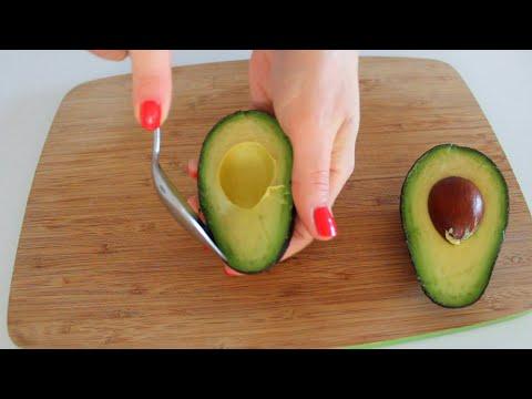 Авокадо. Как резать и подавать полезный фрукт?