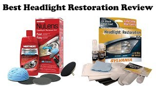 Best Headlight Restoration Review