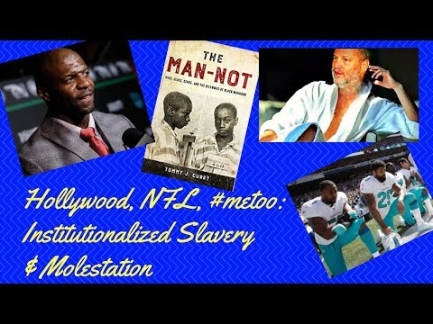 MWB: Hollywood,NFL, #metoo: Insitutionalized Slavery & Molestation