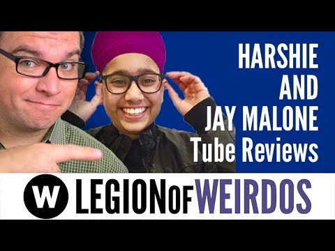 Harshie and Jay Malone - Tube Reviews, Designer's Eye