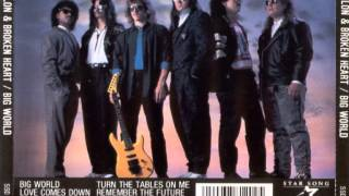 Mylon & Broken Heart - Turn The Tables On Me (1989) AOR