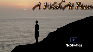 A Week At Peace - La Jolla, California Cinematic Travel Video (1080p)