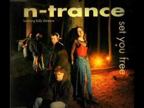 N-Trance Featuring Kelly Llorenna* Kelly Llorena - Forever