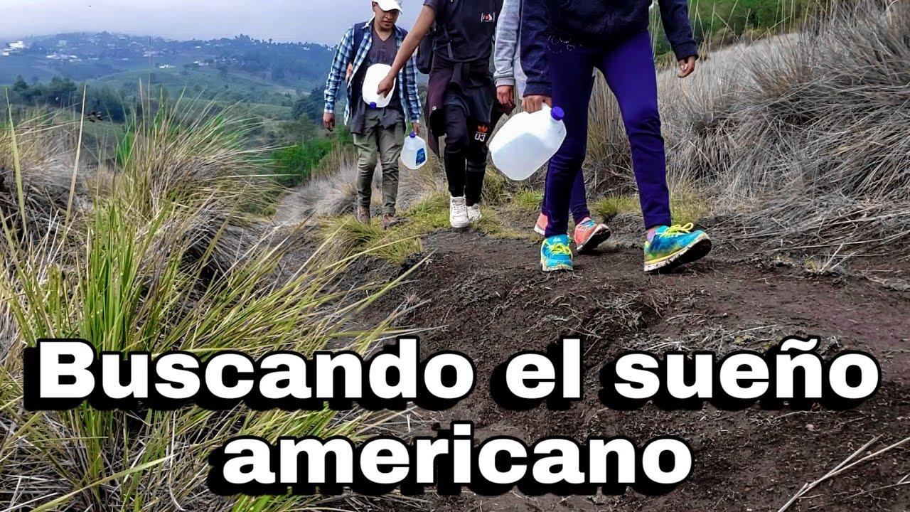 Buscando el sueño americano tráiler