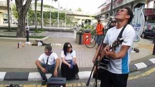 Sentuhan Busker Music, SCKL Marathon 2013, P10, Gerryko Malaysia