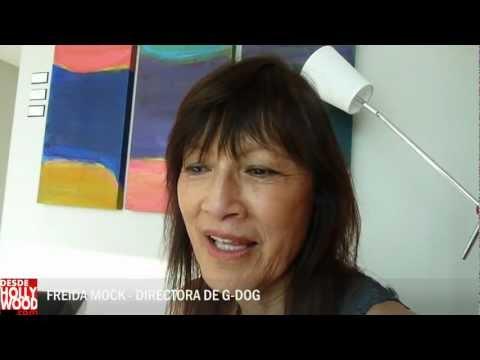G-Dog: Freida Lee Mock Interview/Entrevista (Directora-Escritora-Productora)