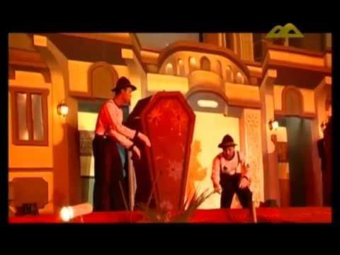 Pantomim & Mr. Caplin   DRAMA ARENA 587