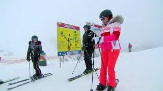 Action auf der Ski-Piste ⛷🔥 I  Die Geissens