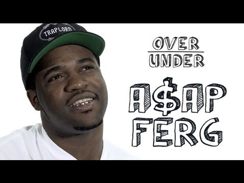A$AP Ferg - Over / Under