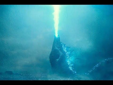 Продавец с AliExpress оживляет Годзиллу \ Годзилла 2: Король монстров Godzilla: King Of The Monsters
