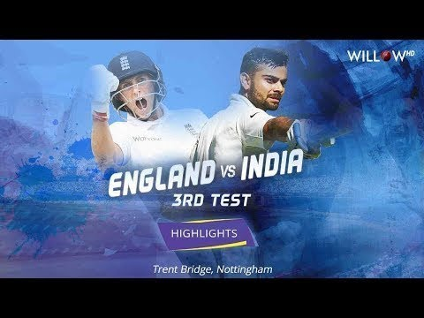 India vs England Day 4 highlightsFall of wickets