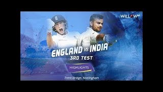 India vs England Day 4 highlights||Fall of wickets