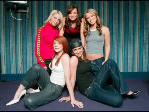 Girls Aloud - On A Round