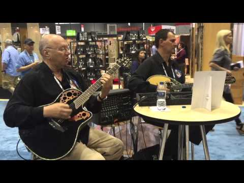 Live Greek Music at NRA Show in Chicago (2015)