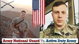 Choosing Active Duty Army or Army National Guard in 2020 | Watch BEFORE taking the bonus ($40,000)