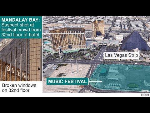 Breaking Vegas Bombshell? First Shots Not from Mandalay Bay?  -