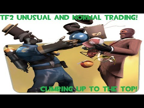 TF2 - Trading Series Part 10 - Selling Junk!