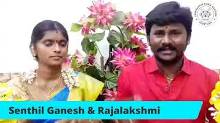 """Super Singer"" Senthil Ganesh and Rajalakshmi's Tamil Folk Music"