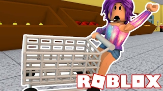 Escape The Supermarket | Roblox Obby