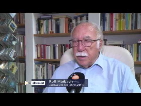 Interview mit Rolf Maibach