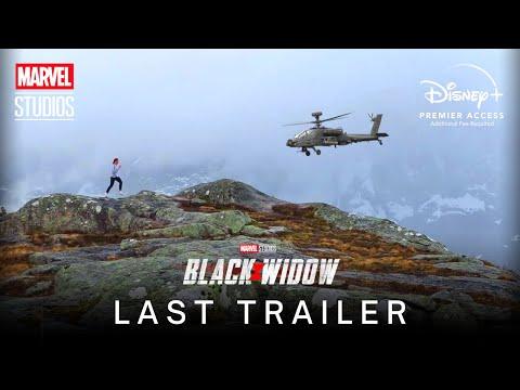Download BLACK WIDOW (2021) | LAST ULTIMATE TRAILER | Marvel Studios & Disney+ Premier Access