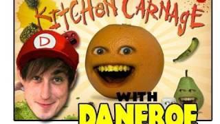 Kitchen Carnage: Annoying Orange video game!