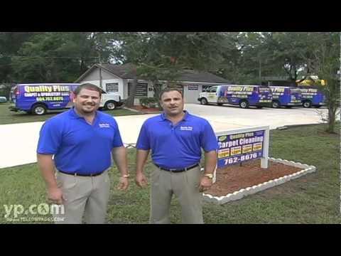Quality Plus Carpet Cleaning | Jacksonville Florida - YouTube