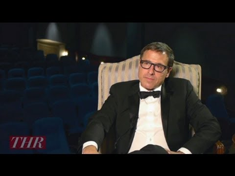 David O. Russell on His Career and 'Silver Linings Playbook'