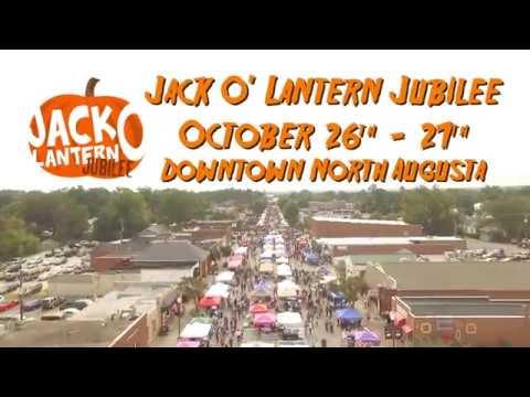Cliff Bennett - North Augusta Jack-O-Lantern Jubilee: Free Concerts!