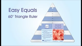 Easy Equals, Triangle Ruler
