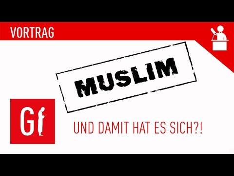 Muslim - Und damit hat es sich?!
