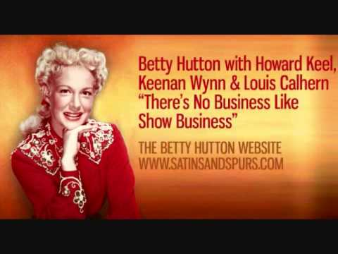 Betty Hutton  There's No Business Like  Business 1950