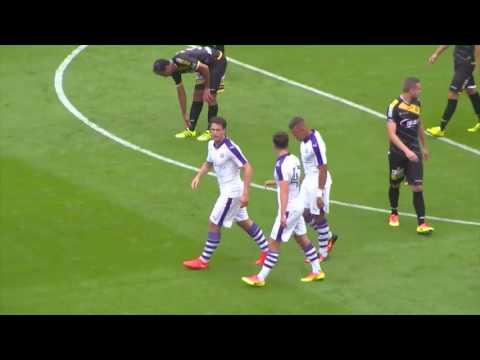 Sporting Lokeren 0-4 Newcastle United - Pre-season friendly 2016/17