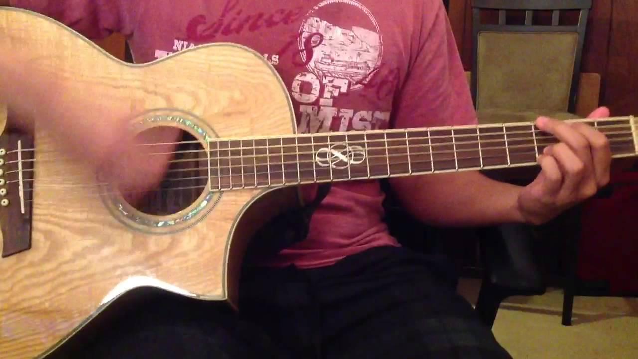 Oh My God Guitar Chord Youtube