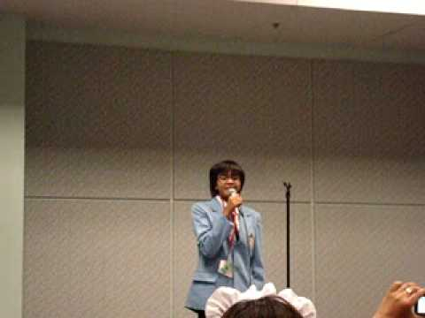 Anime Expo 2010 - Sakura Kiss(karaoke)