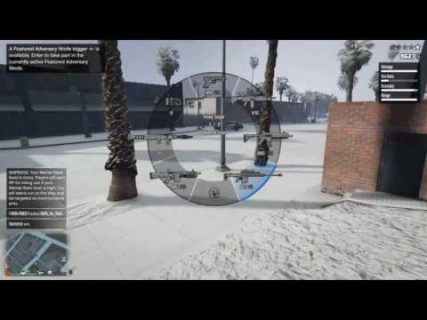 GTA 5 Online PC Killing Tryhards/RNG/JOBS