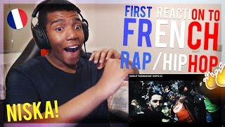 FIRST FRENCH RAP/HIPHOP REACTION! Niska - Commando REACTION!