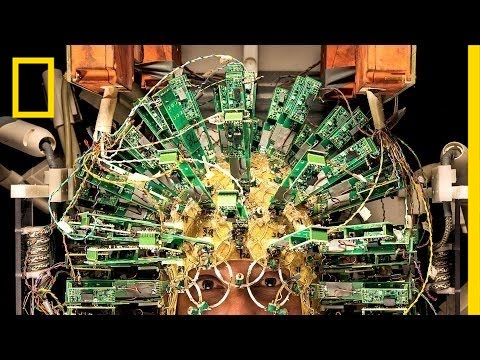 National Geographic Live! - Mapping the Brain | Nat Geo Live