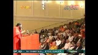 Complete Historical Speech By Swami Ramdev From Art Institute,Chicago,USA