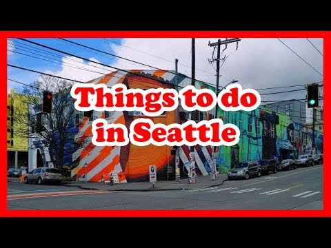 5 Things to do in Seattle, Washington | US Travel Guide