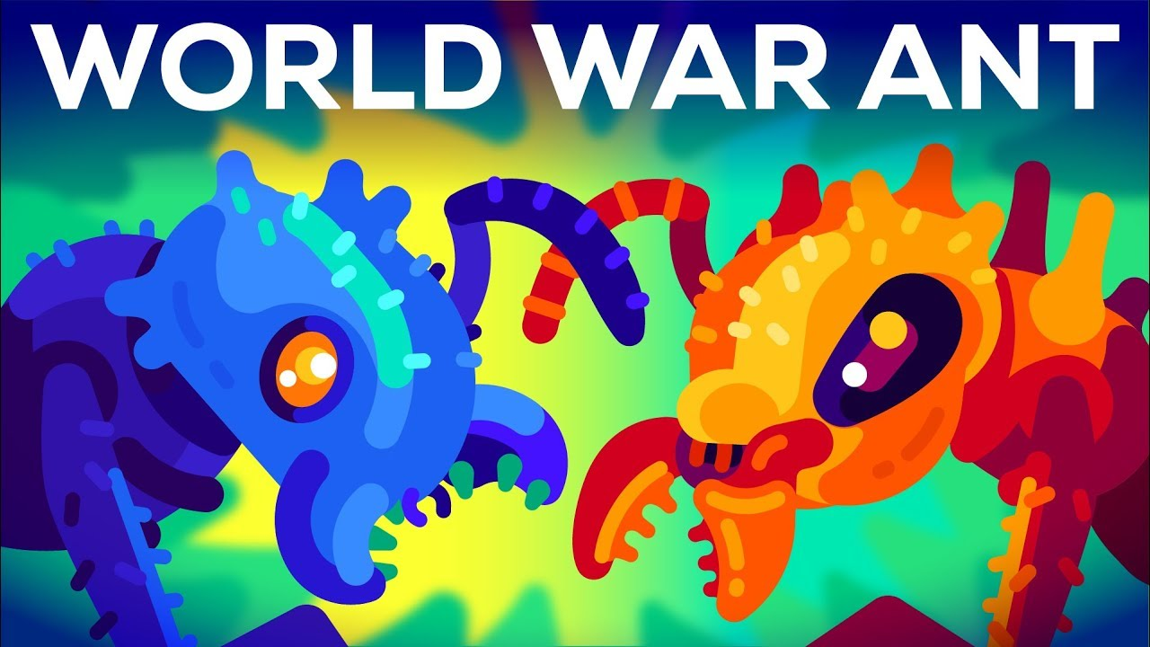 The World War of the Ants – The Army Ant image