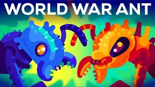 The World War of the Ants - The Army Ant