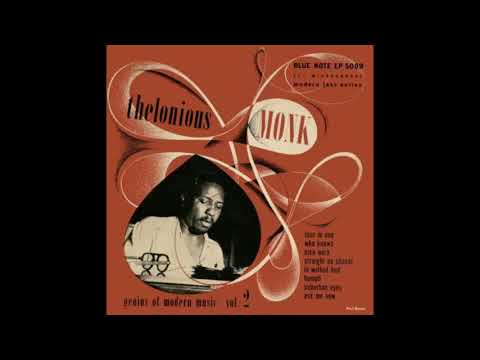 """Thelonious Monk """"Four In One"""""""