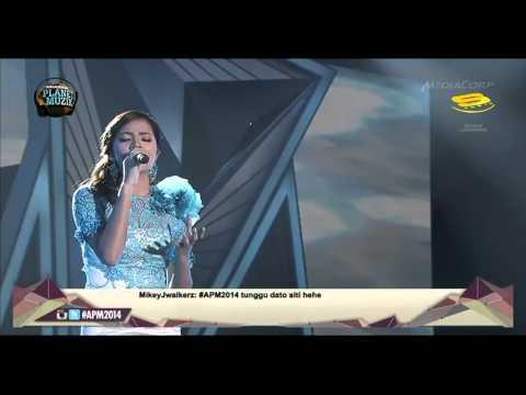 Aisyah Aziz - Mimpi [Anugerah Planet Muzik 2014]