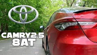 Toyota Camry 2.5 - 200 сил поехали! Новый мотор, новая тяга. Разгон 0 - 100