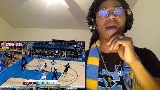 DONT GET YO ASS BOOMED ON!! Jaylen Hands UCLA vs South Carolina State REACTION!!