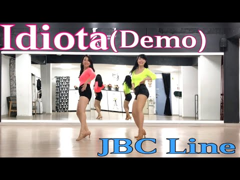 Idiota Linedance(Junghye Yoon) Demo