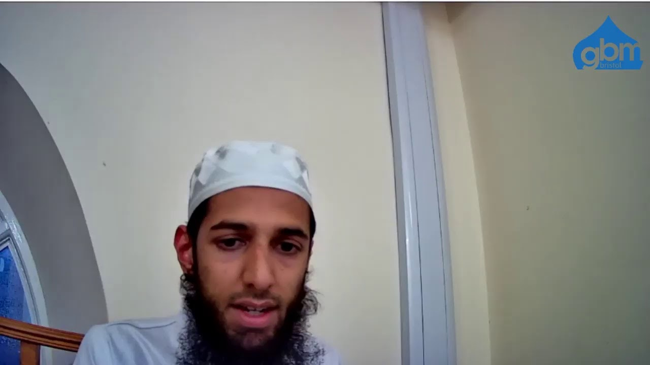 Video lecture: The chapter on Rasullullah (SAW) using hair dye