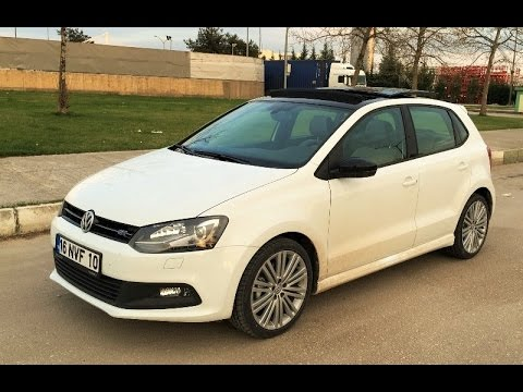 vw polo bluegt 1 4 act 150 hp test youtube. Black Bedroom Furniture Sets. Home Design Ideas